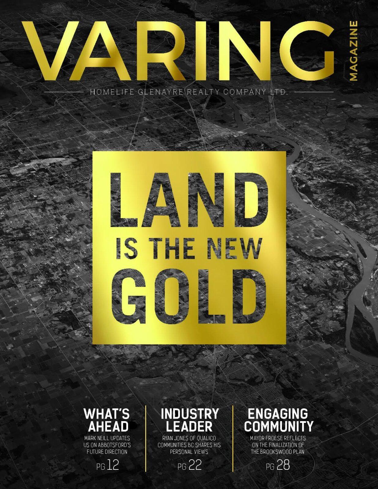 2018 Varing Mgazine cover