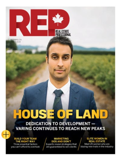 House of land-real-estate-professional-magazine