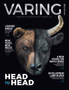 Varing Magazine 2019 - Head to Head